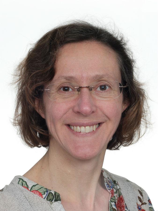 Docent Ellen Van Herbruggen