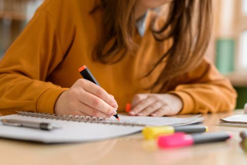 Studietip: beperk markeren en onderlijnen