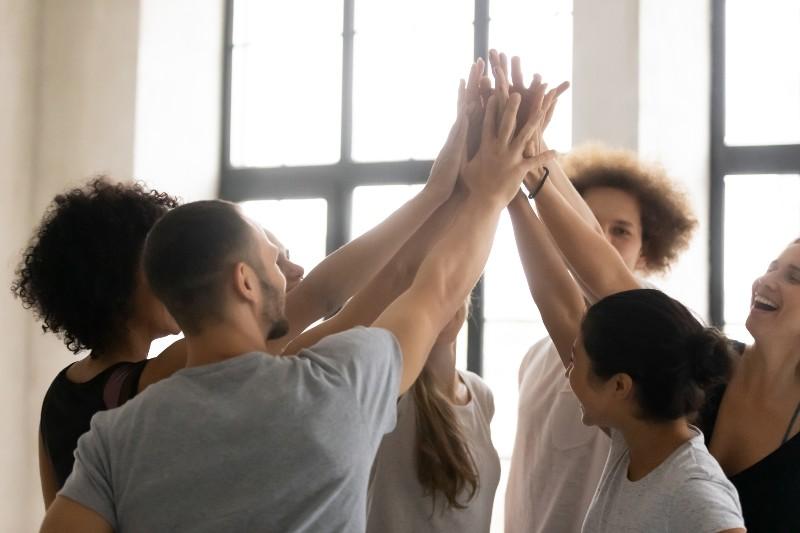 teambuilding de schoonheidsschool