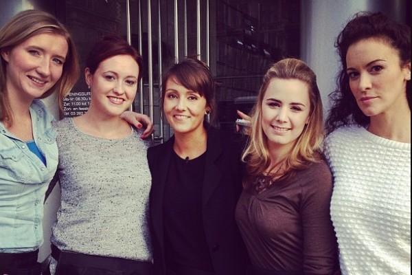 record make-up schoonheidsschool team